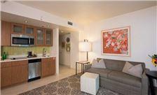 The Concordia - Living Room