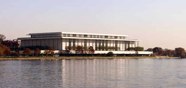John F. Kennedy Center for the Performing Arts at DC