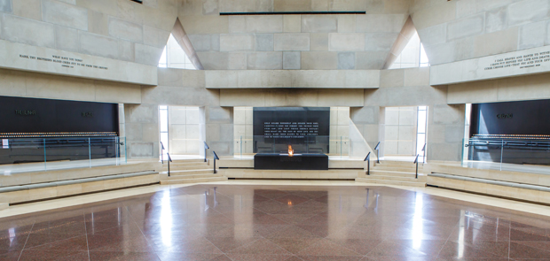 United States Holocaust Museum at District of Columbia