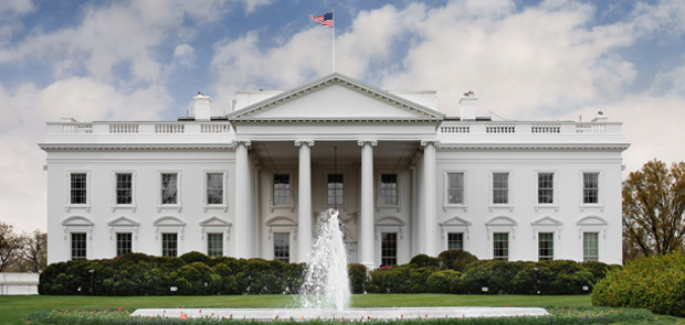 White House at Washington